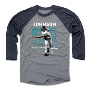 Randy Johnson Men's Baseball T-Shirt | 500 LEVEL