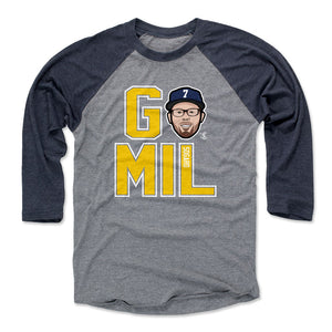 Eric Sogard Men's Baseball T-Shirt | 500 LEVEL