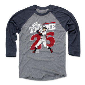Jim Thome Men's Baseball T-Shirt | 500 LEVEL