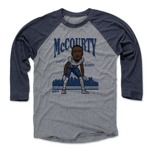 Devin McCourty Men's Baseball T-Shirt | 500 LEVEL