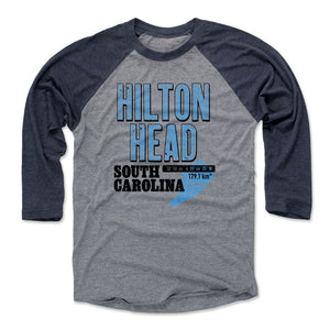 Hilton Head Men's Baseball T-Shirt | 500 LEVEL
