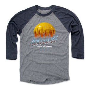 Minnesota Men's Baseball T-Shirt | 500 LEVEL
