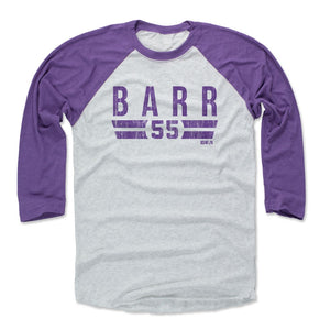 Anthony Barr Men's Baseball T-Shirt | 500 LEVEL