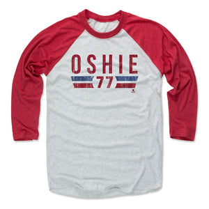 T.J. Oshie Men's Baseball T-Shirt | 500 LEVEL