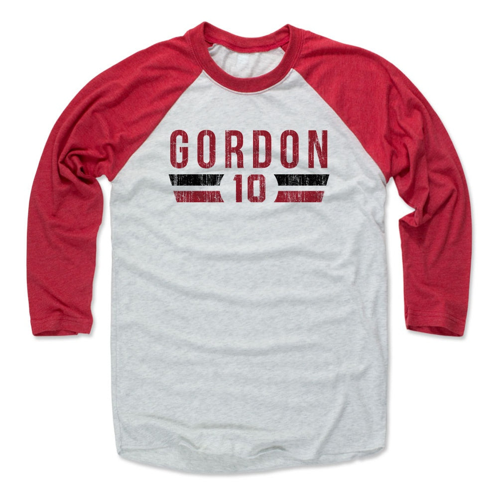 Eric Gordon Men's Baseball T-Shirt | 500 LEVEL