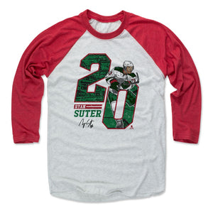 Ryan Suter Men's Baseball T-Shirt | 500 LEVEL
