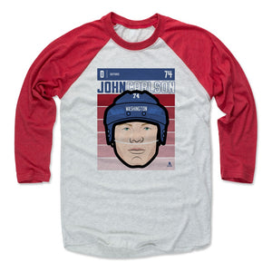 John Carlson Men's Baseball T-Shirt | 500 LEVEL