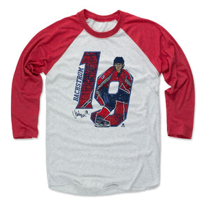 Nicklas Backstrom Men's Baseball T-Shirt | 500 LEVEL