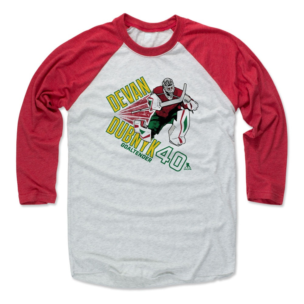 Devan Dubnyk Men's Baseball T-Shirt | 500 LEVEL
