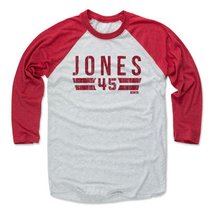 Deion Jones Men's Baseball T-Shirt | 500 LEVEL