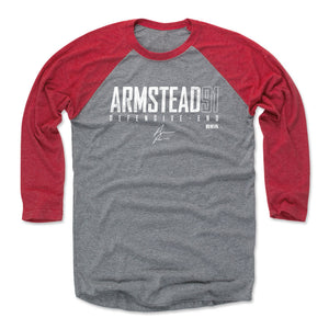 Arik Armstead Men's Baseball T-Shirt | 500 LEVEL