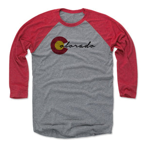 Colorado Men's Baseball T-Shirt | 500 LEVEL