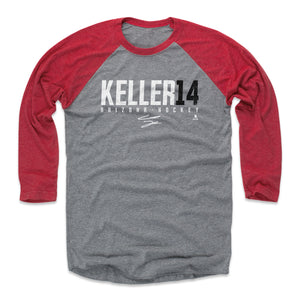 Clayton Keller Men's Baseball T-Shirt | 500 LEVEL