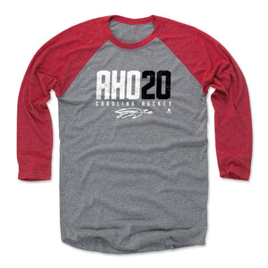 Sebastian Aho Men's Baseball T-Shirt | 500 LEVEL