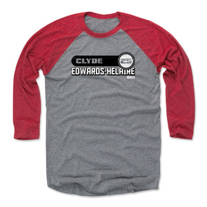 Clyde Edwards-Helaire Men's Baseball T-Shirt | 500 LEVEL
