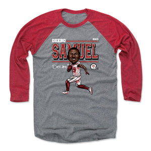 Deebo Samuel Men's Baseball T-Shirt | 500 LEVEL