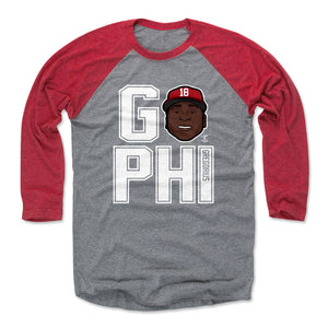 Didi Gregorius Men's Baseball T-Shirt | 500 LEVEL