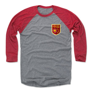 China Men's Baseball T-Shirt | 500 LEVEL