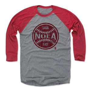 Aaron Nola Men's Baseball T-Shirt | 500 LEVEL