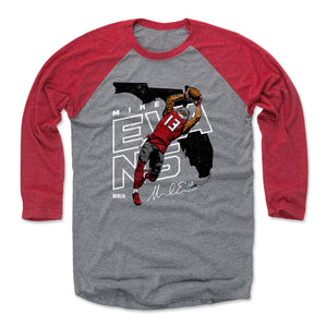 Mike Evans Men's Baseball T-Shirt | 500 LEVEL