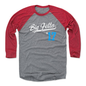 Rhys Hoskins Men's Baseball T-Shirt | 500 LEVEL