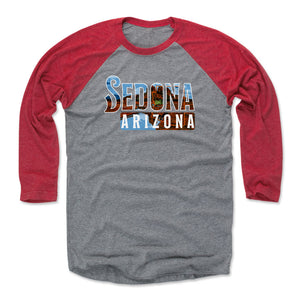 Sedona Men's Baseball T-Shirt | 500 LEVEL