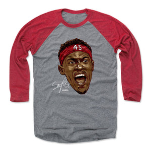 Pascal Siakam Men's Baseball T-Shirt | 500 LEVEL