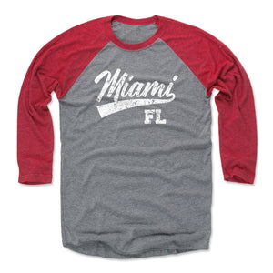 Miami Men's Baseball T-Shirt | 500 LEVEL