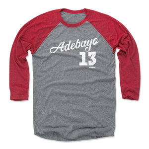 Bam Adebayo Men's Baseball T-Shirt | 500 LEVEL