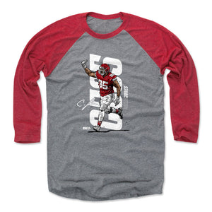 Chris Jones Men's Baseball T-Shirt | 500 LEVEL