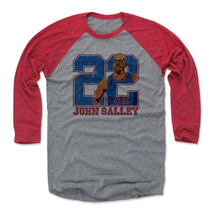 John Salley Men's Baseball T-Shirt | 500 LEVEL