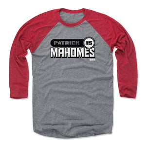 Patrick Mahomes Men's Baseball T-Shirt | 500 LEVEL