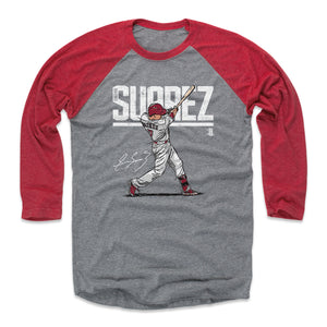 Eugenio Suarez Men's Baseball T-Shirt | 500 LEVEL