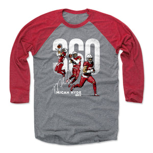 Micah Hyde Men's Baseball T-Shirt | 500 LEVEL