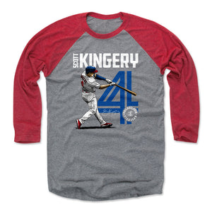 Scott Kingery Men's Baseball T-Shirt | 500 LEVEL
