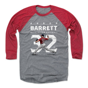 Aaron Barrett Men's Baseball T-Shirt | 500 LEVEL