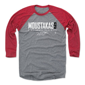 Mike Moustakas Men's Baseball T-Shirt | 500 LEVEL