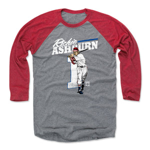 Richie Ashburn Men's Baseball T-Shirt | 500 LEVEL