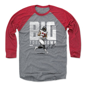Vita Vea Men's Baseball T-Shirt | 500 LEVEL