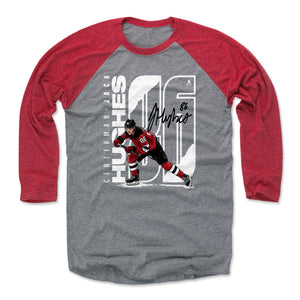 Jack Hughes Men's Baseball T-Shirt | 500 LEVEL