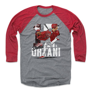 Shohei Ohtani Men's Baseball T-Shirt | 500 LEVEL