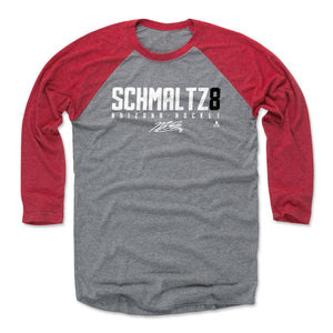 Nick Schmaltz Men's Baseball T-Shirt | 500 LEVEL