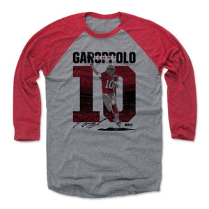 Jimmy Garoppolo Men's Baseball T-Shirt | 500 LEVEL