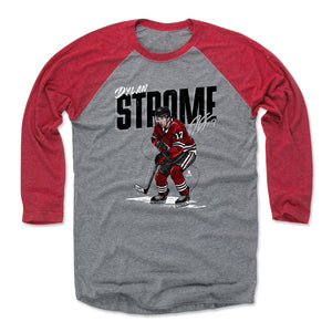 Dylan Strome Men's Baseball T-Shirt | 500 LEVEL