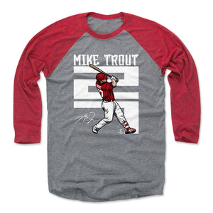 Mike Trout Men's Baseball T-Shirt | 500 LEVEL