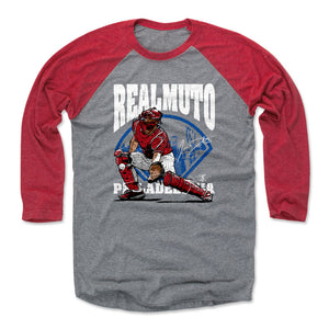 J.T. Realmuto Men's Baseball T-Shirt | 500 LEVEL