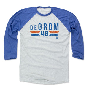 Jacob deGrom Men's Baseball T-Shirt | 500 LEVEL