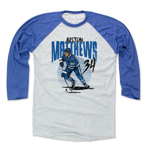 Auston Matthews Men's Baseball T-Shirt | 500 LEVEL