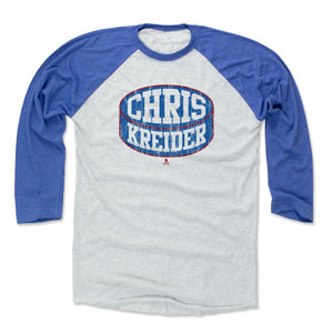 Chris Kreider Men's Baseball T-Shirt | 500 LEVEL