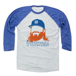 Justin Turner Men's Baseball T-Shirt | 500 LEVEL